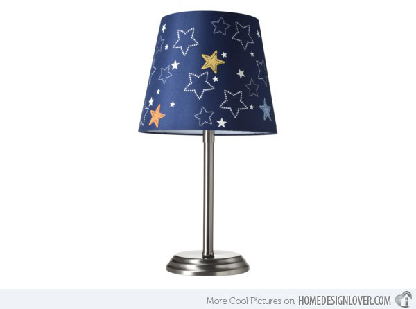 boys bedroom lamp photo - 1