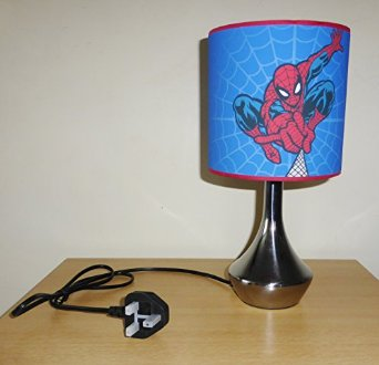 boys bedroom lamp photo - 3