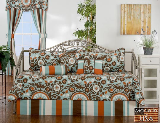 brown daybed bedding sets photo - 4