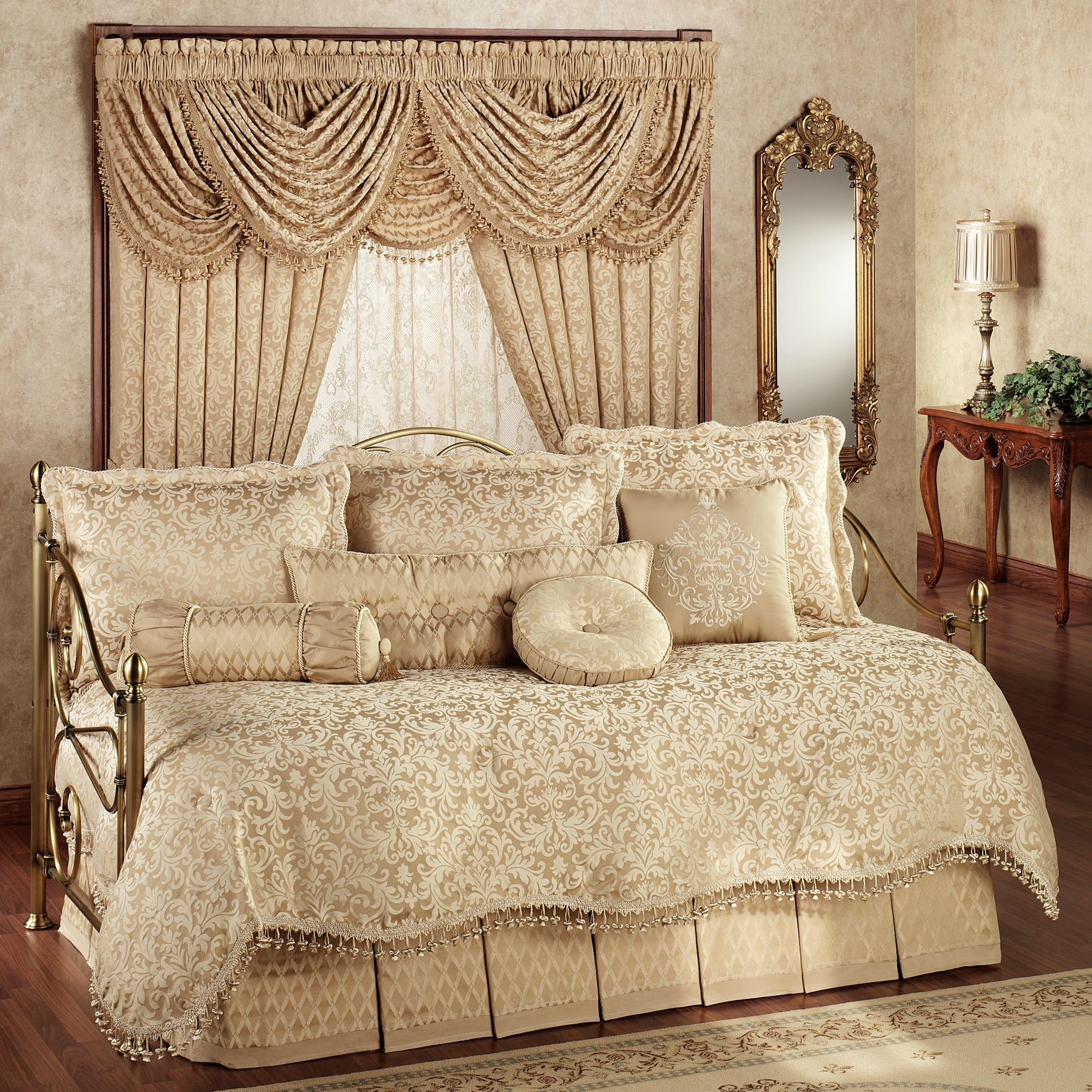 brown daybed bedding sets photo - 6
