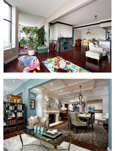 candice olson designs before and after photo - 6