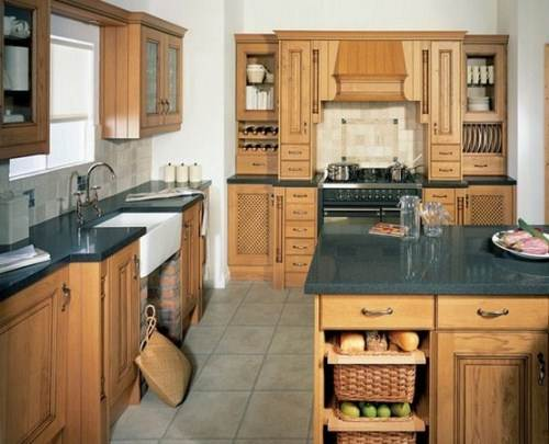 candice olson farmhouse kitchen photo - 1