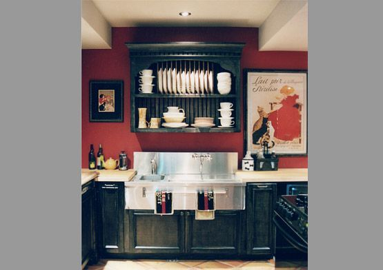 candice olson french country kitchen photo - 4