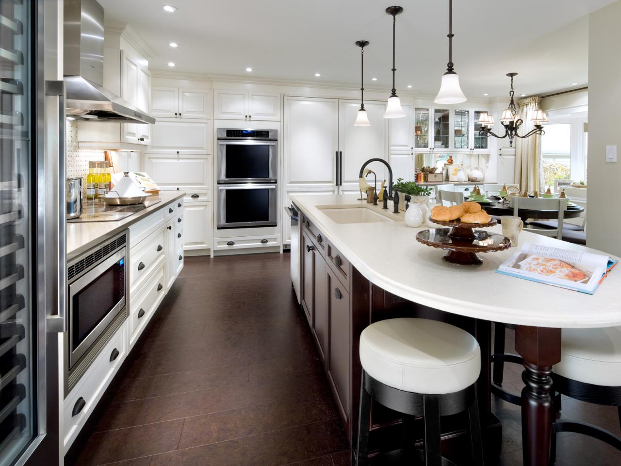 candice olson galley kitchen designs photo - 5