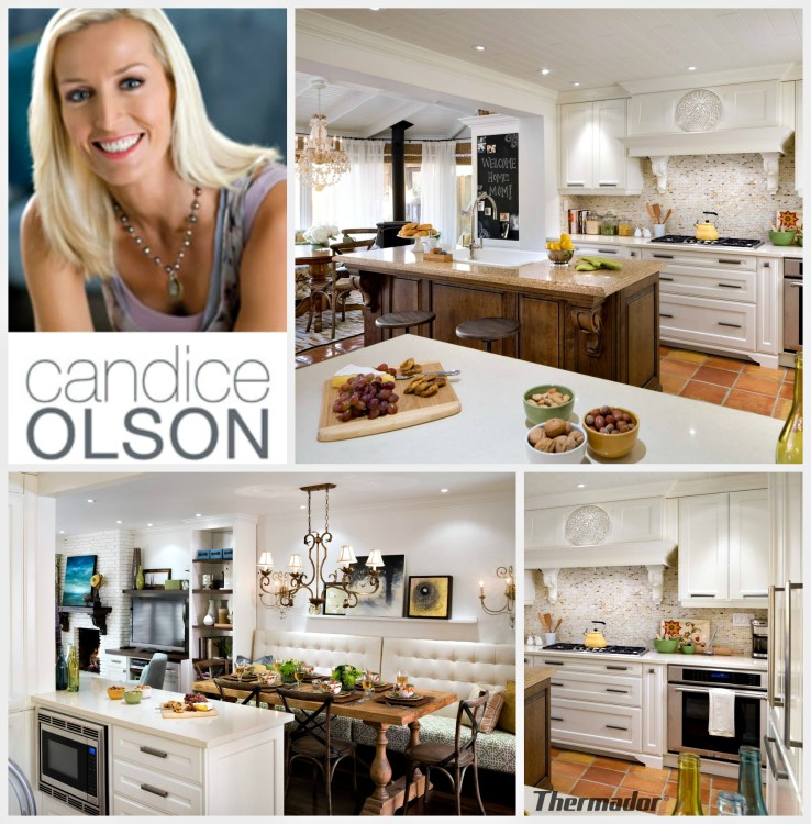 candice olson kitchen for her mom photo - 2