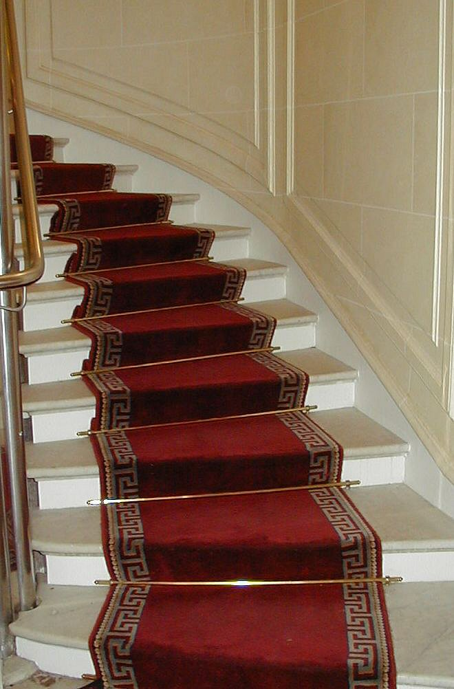carpet runner for stairs photo - 6