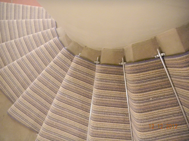carpet runners and stair rods photo - 4