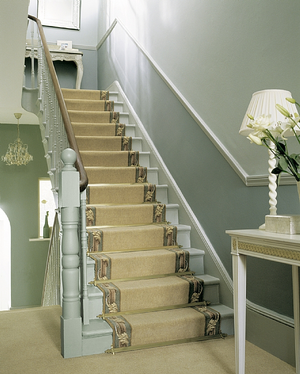 carpet runners and stair rods photo - 5