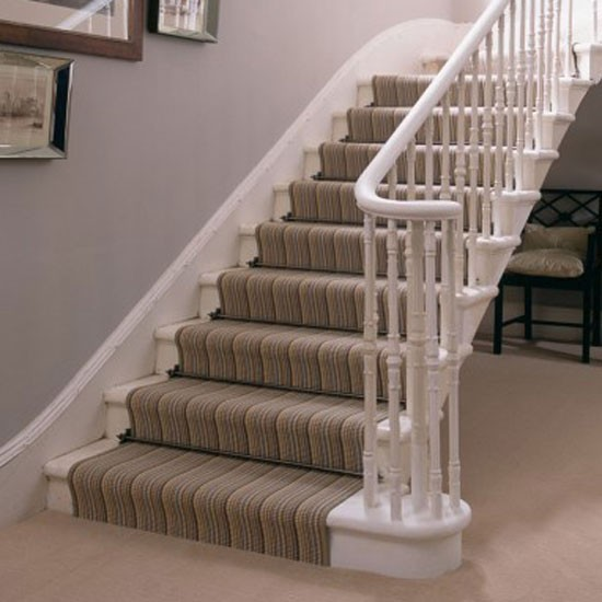 carpet runners for hall and stairs photo - 3