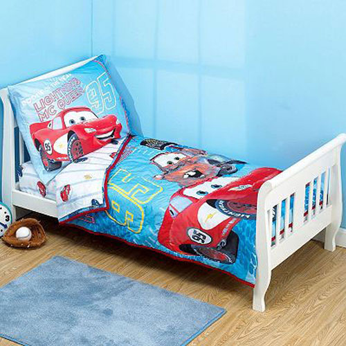 cars comforter for toddler bed photo - 4