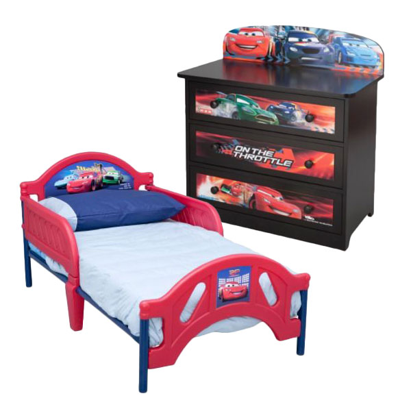 cars toddler bed sears photo - 5