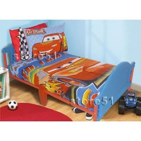 cars toddler bed sheets photo - 5