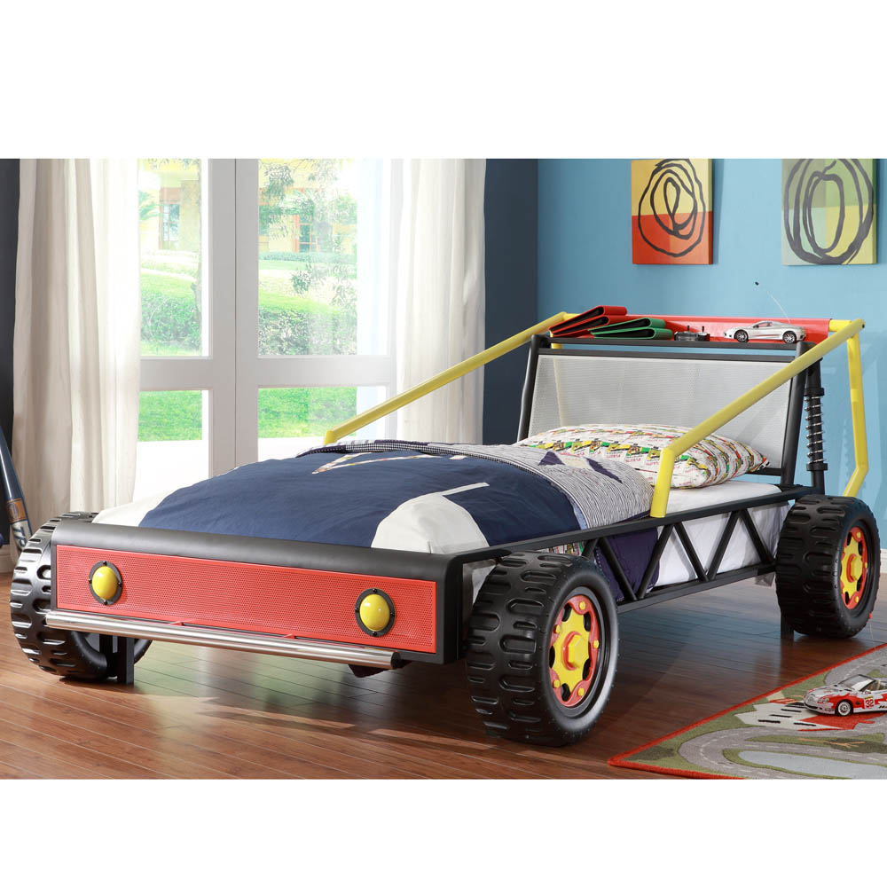 cars toddler bed size photo - 1