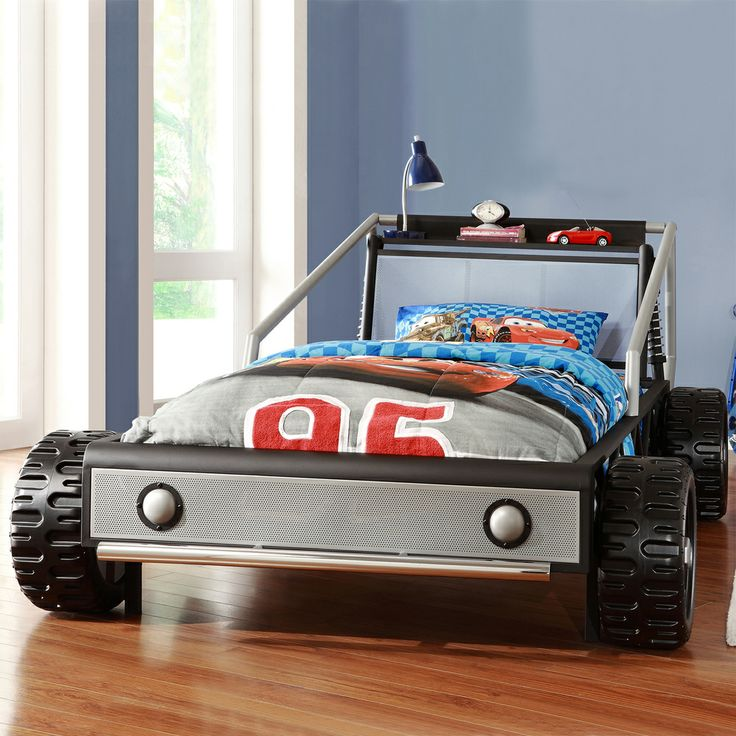 cars toddler bed size photo - 2