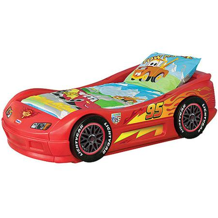 cars toddler bed size photo - 3