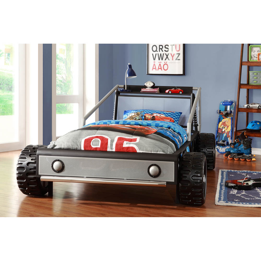 cars toddler bed size photo - 5