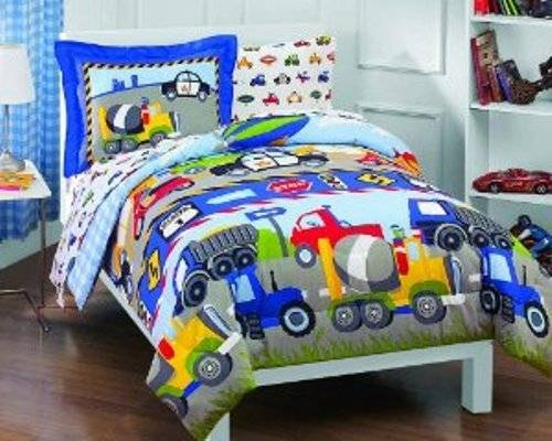 cars toddler bed skirt photo - 1