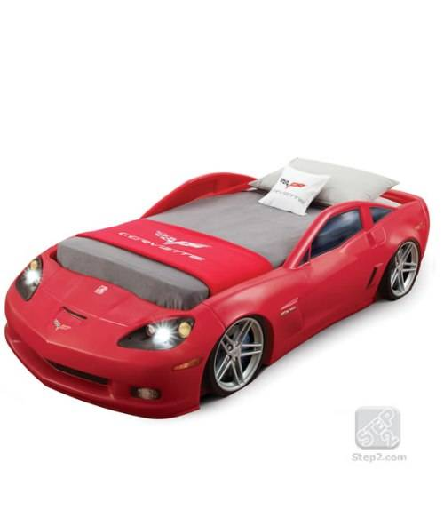cars toddler bed skirt photo - 2