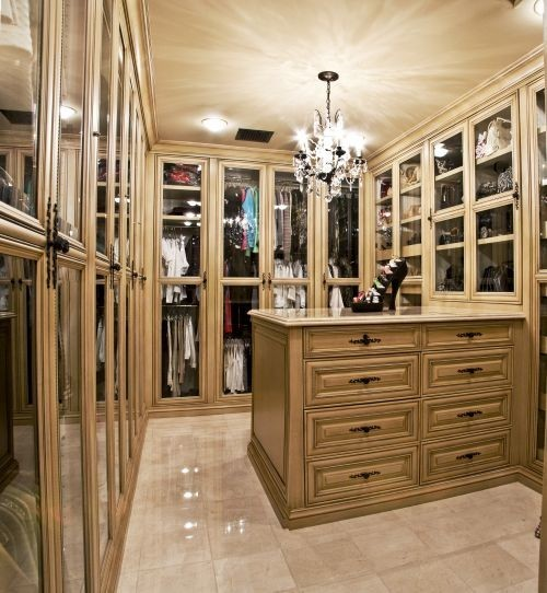 celebrity walk in closet design photo - 6