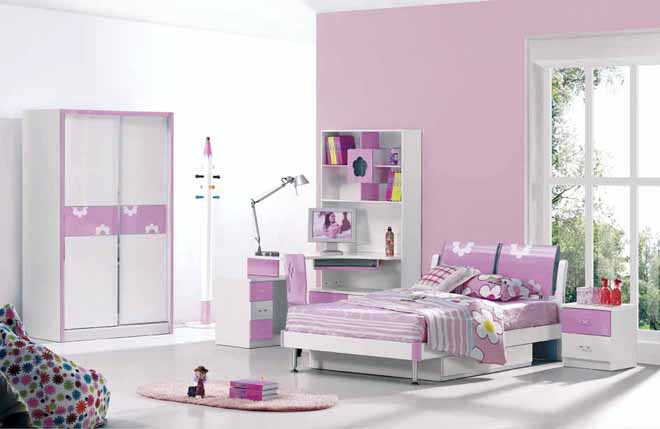 children bedroom furniture for girls photo - 3
