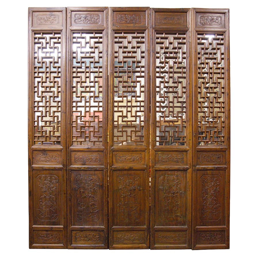 chinese room dividers antique photo - 4