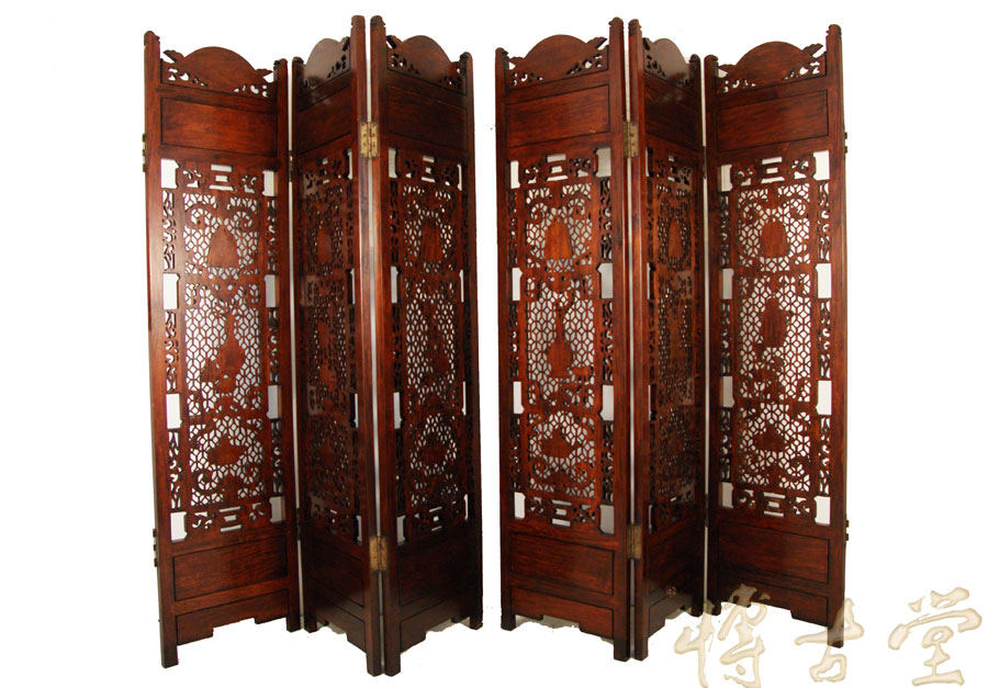 chinese room dividers antique photo - 5