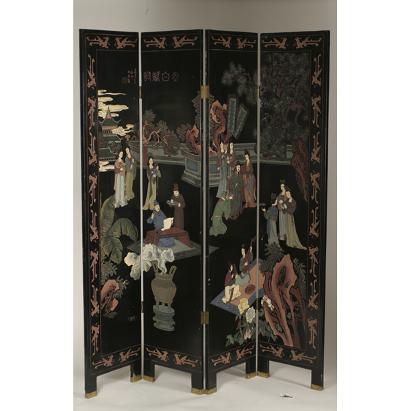 chinese room dividers antique photo - 6