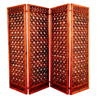 chinese sliding room dividers photo - 5