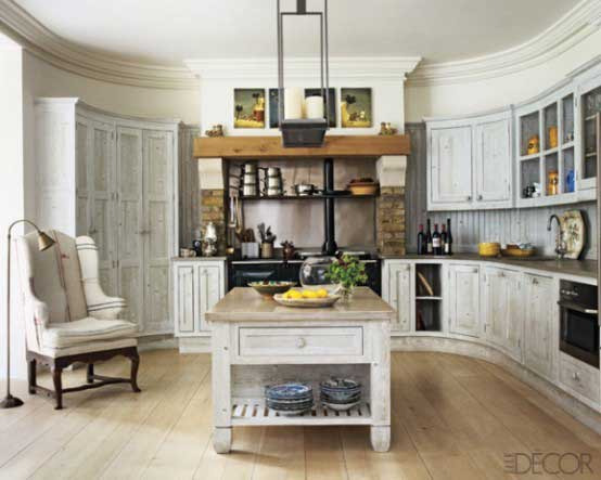 classic country kitchen designs photo - 2