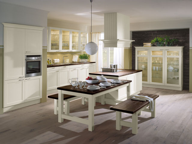 classic country kitchen designs photo - 5
