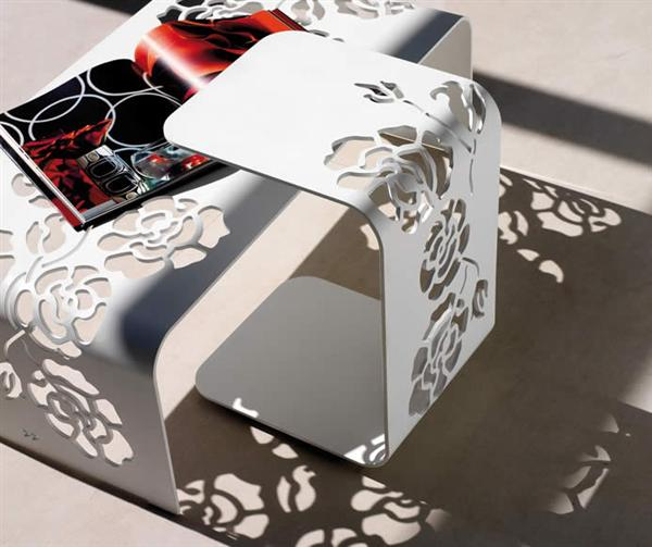 coffee table and chair design photo - 3