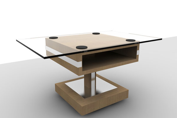 coffee table cool design photo - 4