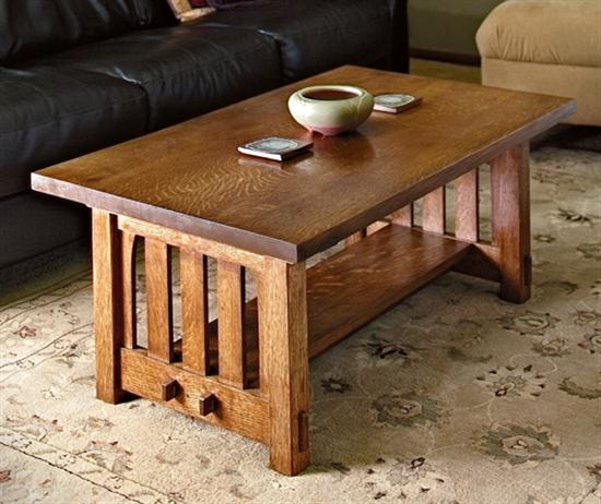 coffee table design plan photo - 6