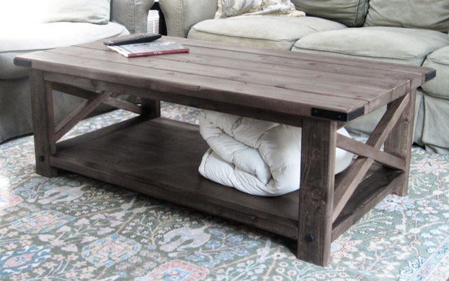 coffee table designs diy photo - 3