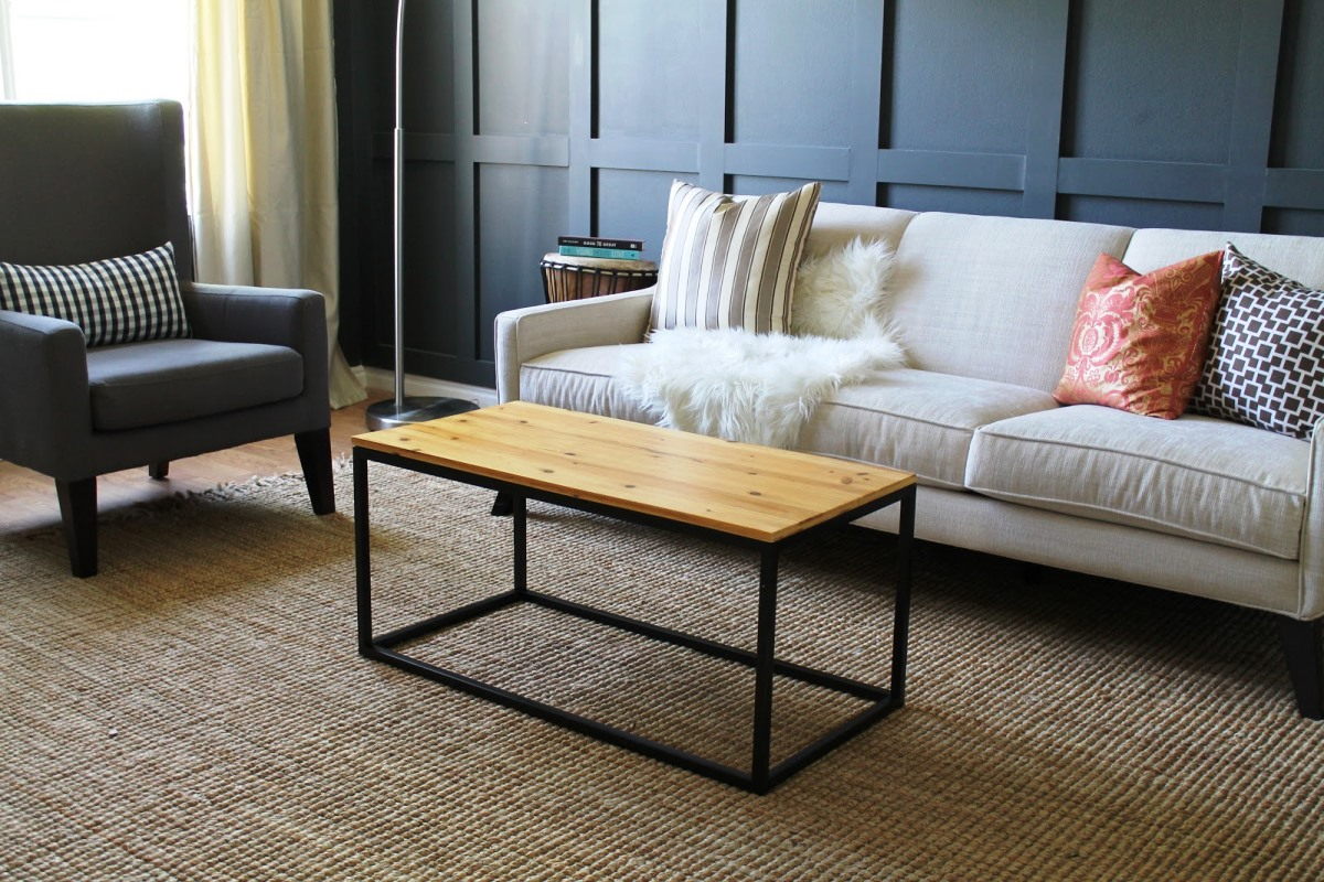 coffee table designs diy photo - 6