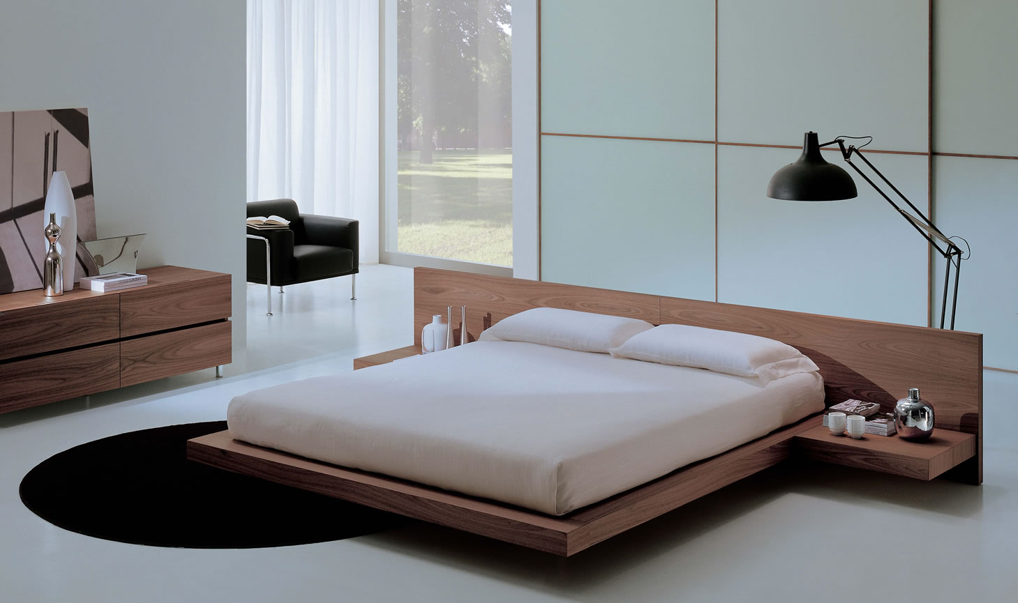 contemporary bedroom furniture designs photo - 4