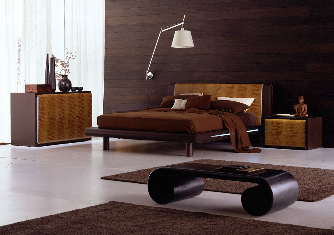 contemporary bedroom furniture ideas photo - 1