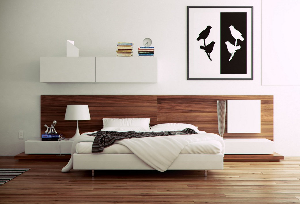 contemporary bedroom furniture ideas photo - 6
