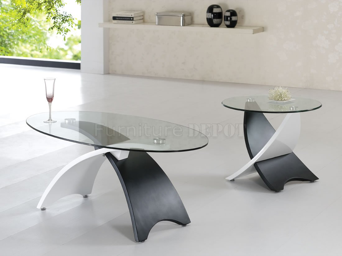 contemporary coffee tables sets photo - 2