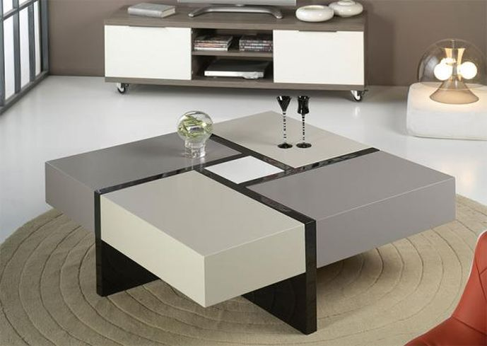 contemporary coffee tables with storage interior exterior doors