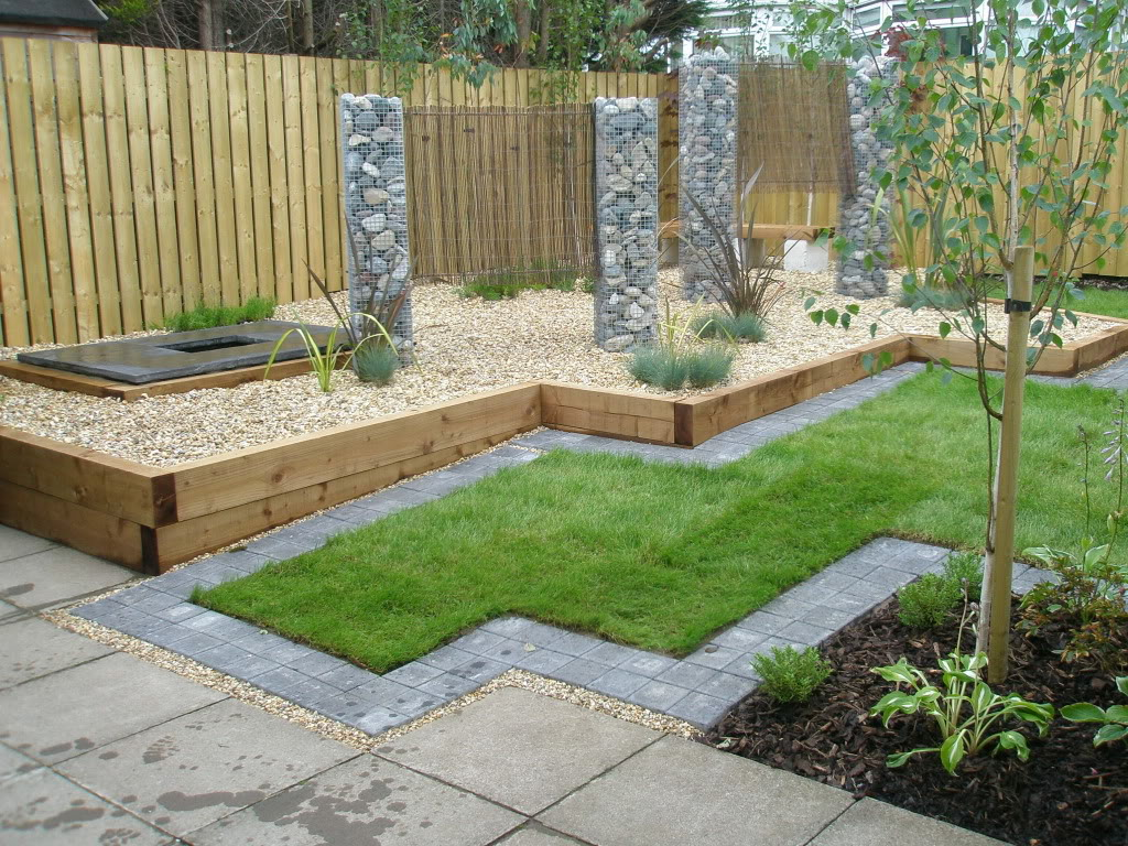 contemporary garden design ideas photos photo - 6