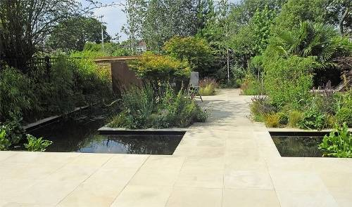 contemporary garden planting plans photo - 2