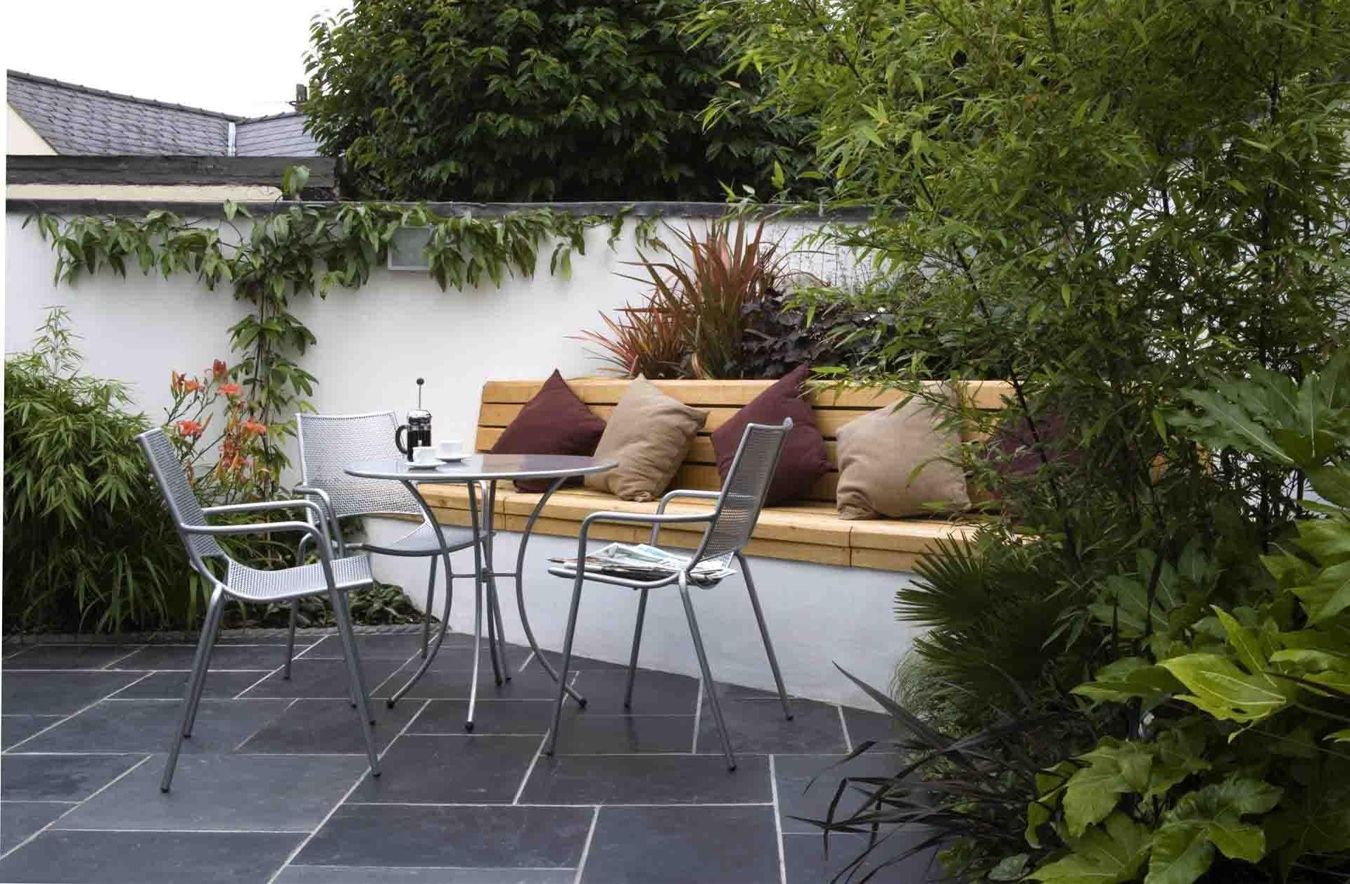 Garden seating ideas outdoor seating ideas garden for Contemporary seating