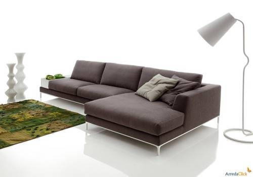 contemporary sectional sofas with chaise photo - 1