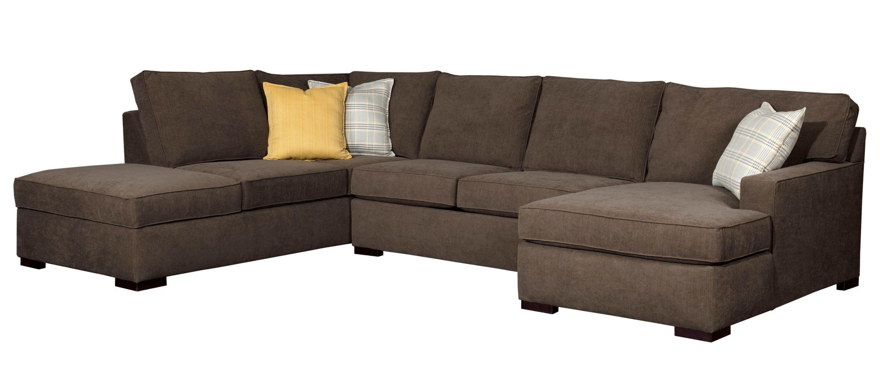 contemporary sectional sofas with chaise photo - 4