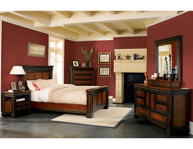 contemporary traditional bedroom ideas photo - 1