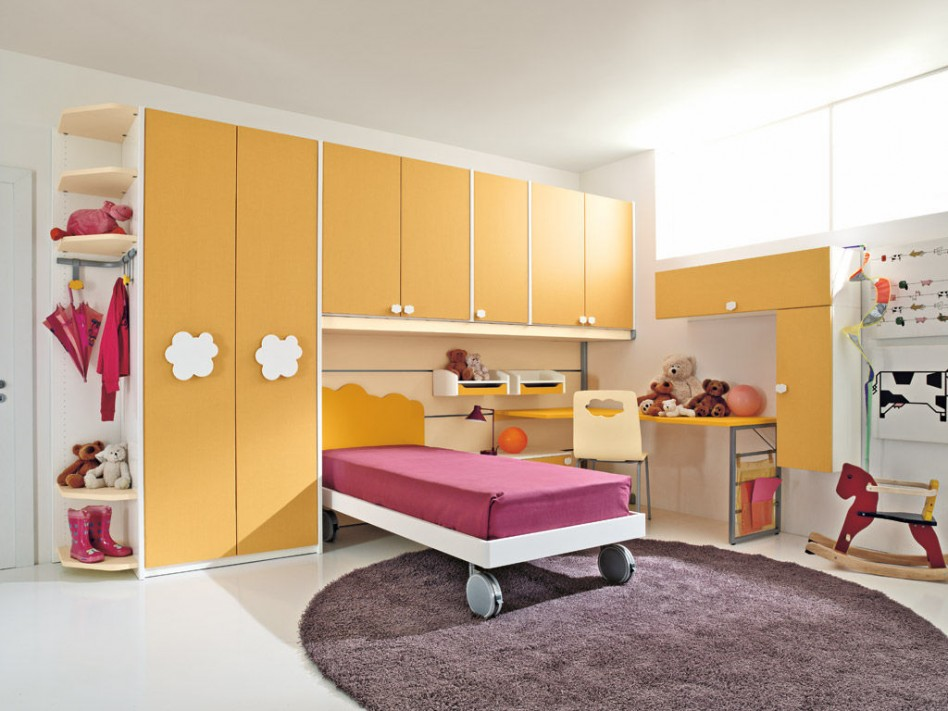 corner bedroom furniture for kids photo - 6