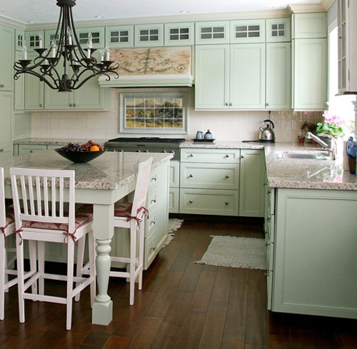 Country Cottage Kitchen Ideas - 28 images - Decorating With A ...