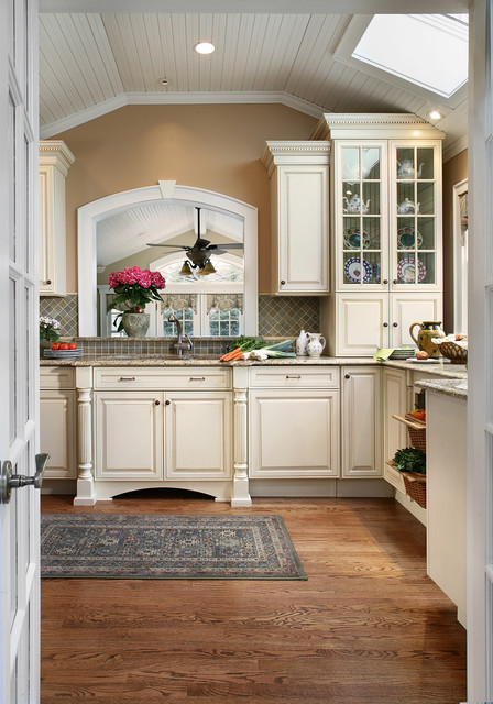 country galley kitchen designs photo - 4