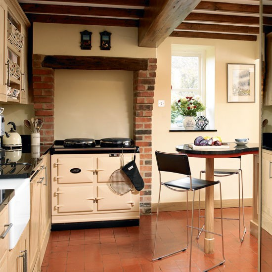 country kitchen designs for small kitchens photo - 4